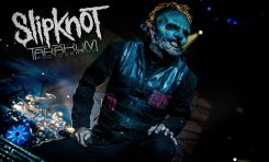 Slipknot w Ergo Arena (relacja)