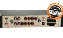 """Eden WTP900 World Tour Pro – test wzmacniacza basowego  z wyróżnieniem """"Sprzęt na Topie"""""""