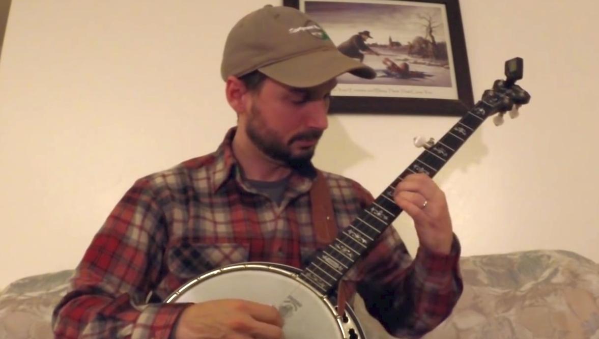 Final Fantasy IV – Melody of Lute, wersja grana na banjo w wykonaniu Mitchella Scotta