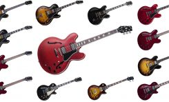 NAMM 2016: nowości Gibson Memphis