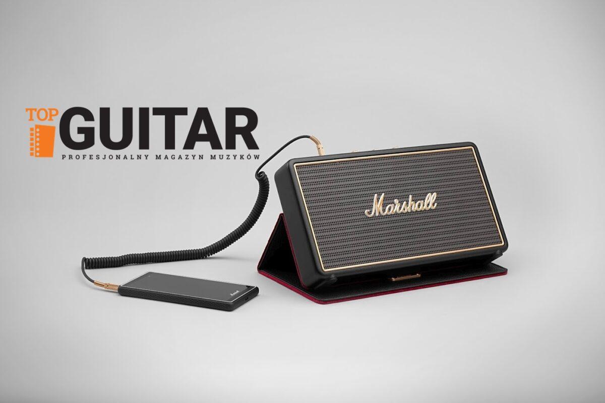 Marshall Stockwell – mini-test mobilnego głośnika hi-fi w TopGuitar