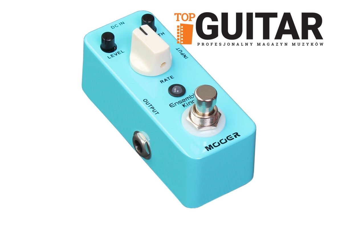 Mooer Ensemble King – mini-test efektu gitarowego w TopGuitar