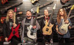 NAMM 2016: Schecter Guitar Research
