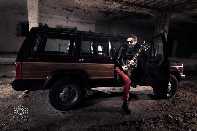 Szymon Chwalisz fot. Filip Sałapa