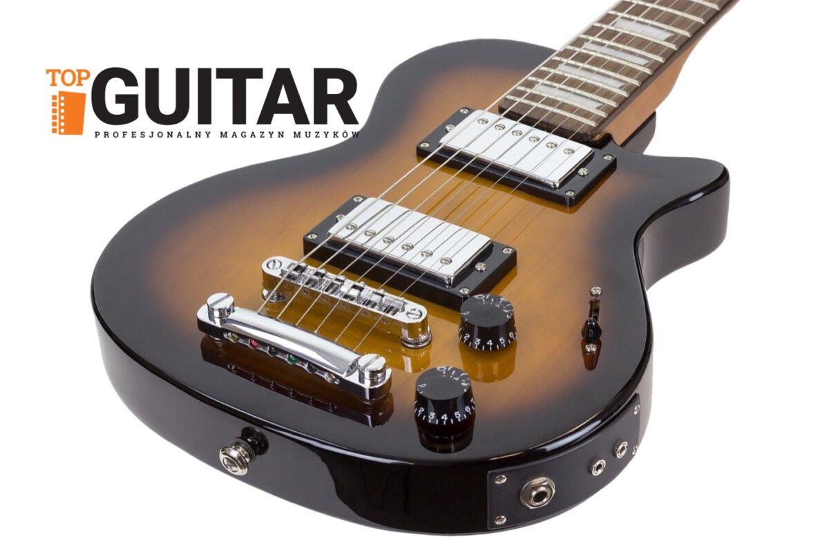 Traveler Sonic L-22 Sunburst – test gitary elektrycznej w TopGuitar