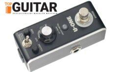 U-One U1 HVM Heavy Metal – mini-test efektu gitarowego w TopGuitar