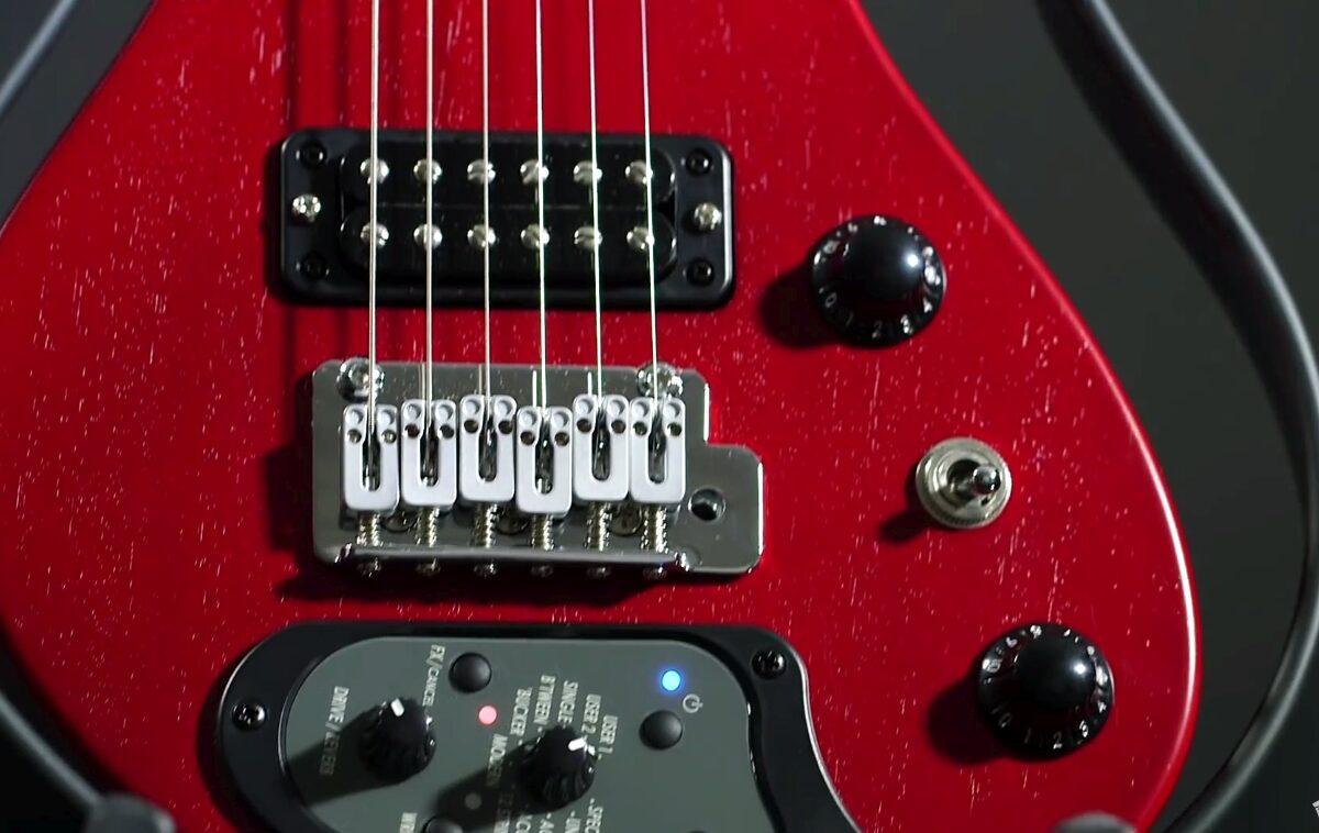 NAMM 2016: Vox Starstream Type-1 Modeling Guitar
