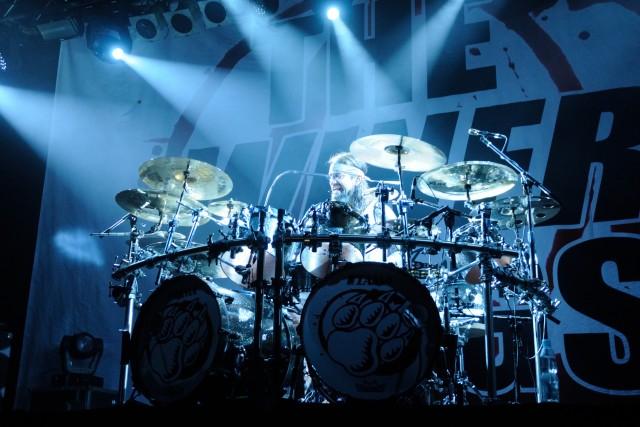 THE WINERY DOGS // Richie Kotzen Billy Sheehan Mike Portnoy // Progresja Warszawa // 20.02.2016