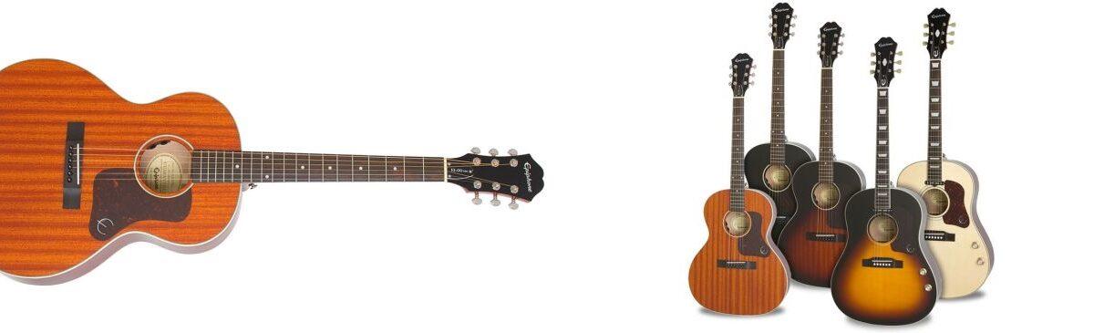 NAMM 2016: gitary Epiphone