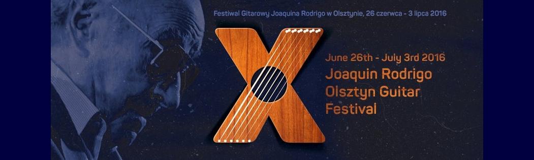 Joaquin Rodrigo Olsztyn Guitar Festival