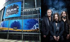NAMM 2016:  Rotosound i  The Winery Dogs