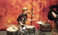 12-latek nowym perkusistą Kiss?