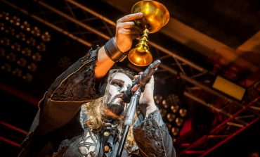 Powerwolf & Battle Beast w B90 (Relacja - 12.02.2015)