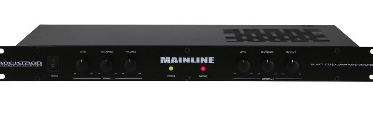 Rocktron Mainline – wzmacniacz mocy