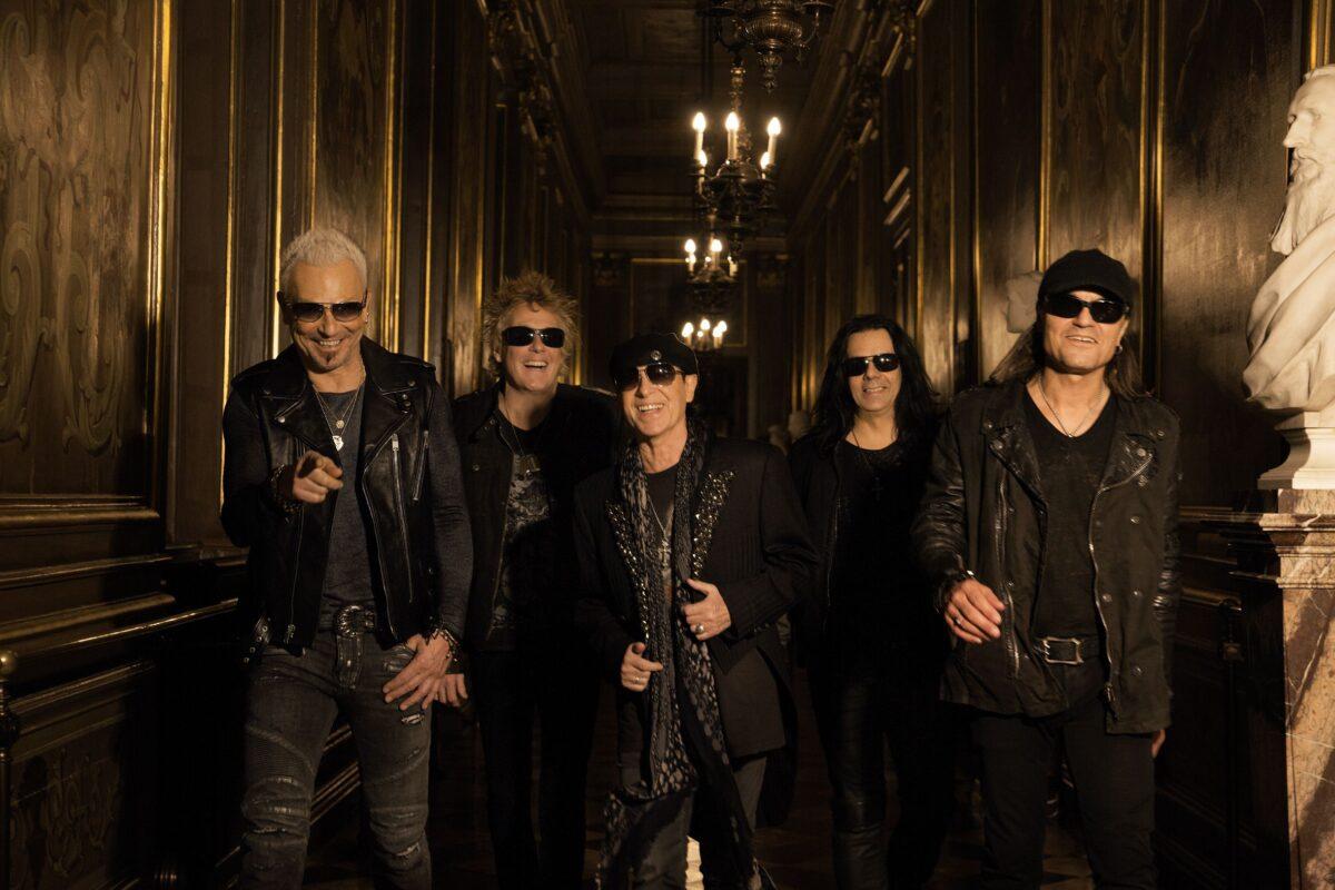 Reedycja płyty Scorpions już 11 marca! Wcześniej legenda rocka zagra w Krakowie