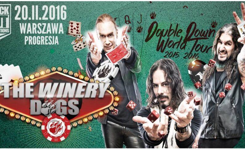 Wygrywaj z TopGuitar - mamy bilety na The Winery Dogs!