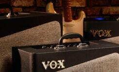 VOX prezentuje nową serię wzmacniaczy gitarowych AV (Analog Valve)
