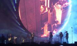 Ashdown - Guy Pratt i David Gilmour Tour 2016