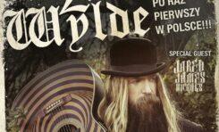 Zakk Wylde po raz pierwszy zagra w Polsce solowy koncert