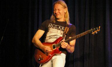 Andrzej Paprot – wywiad z gitarzystą zespołu Kontrabanda