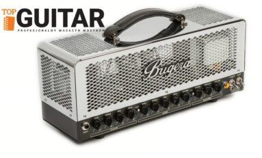 Bugera T50 Infinium & 212TS  – test wzmacniacza gitarowego w TopGuitar