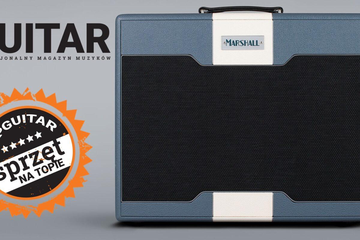 """Marshall Astoria Dual Combo – test wzmacniacza gitarowego  z wyróżnieniem """"Sprzęt na Topie"""""""