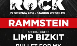 Rammstein i Limp Bizkit zagrają w Europejskiej Stolicy Kultury Wrocław 2016