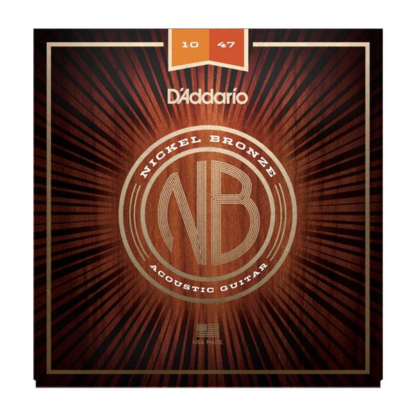 D'Addario Nickel Bronze w sieci