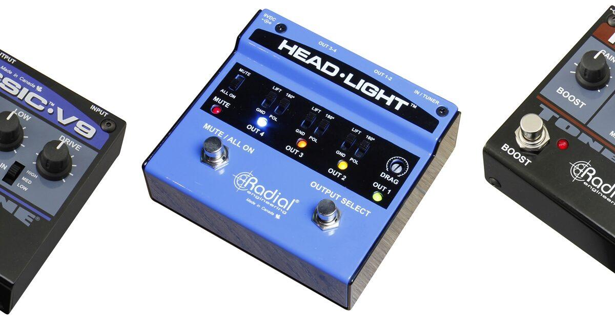 Innowacje Radial Tone Bone