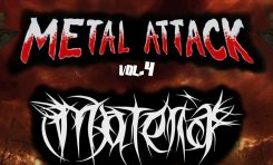 METAL  ATTACK vol.4