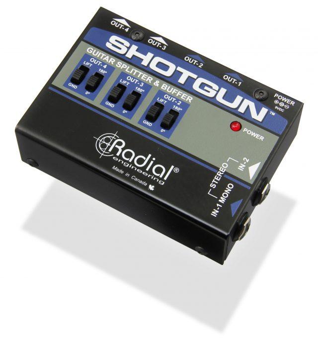Radial-Shotgun