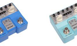 Efekty Mooer Audio Twin Pedals Reverie Chorus & Reverie Reverb