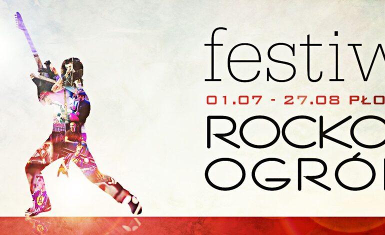 XIX Festiwal Muzyczny Rockowe Ogródki Płock 2016