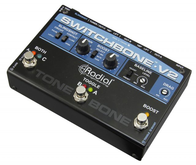 Switchbone