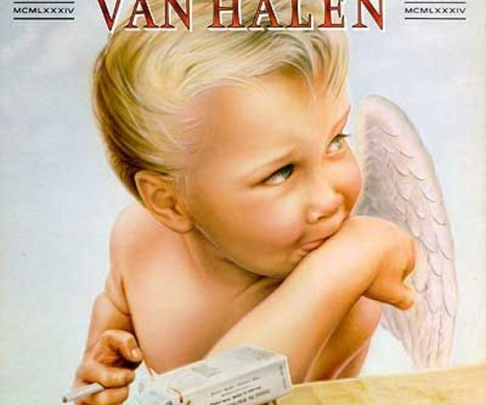 Eddie Van Halen – 14. minutowe solo na koncercie w Montrealu