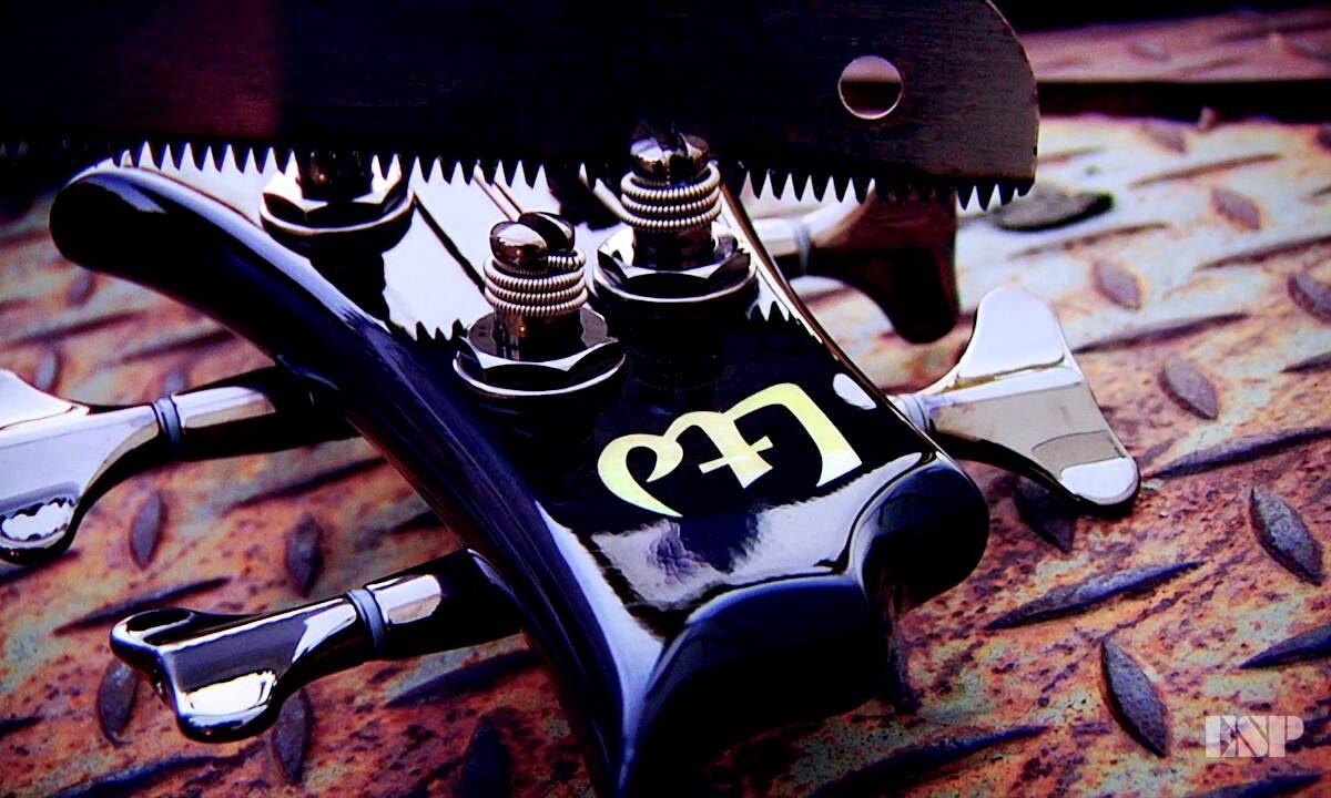 Metalowa dusza basów ESP