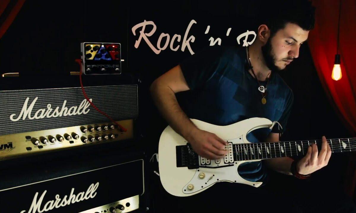 Riff prezentuje – EPITOME by Electro-Harmonix