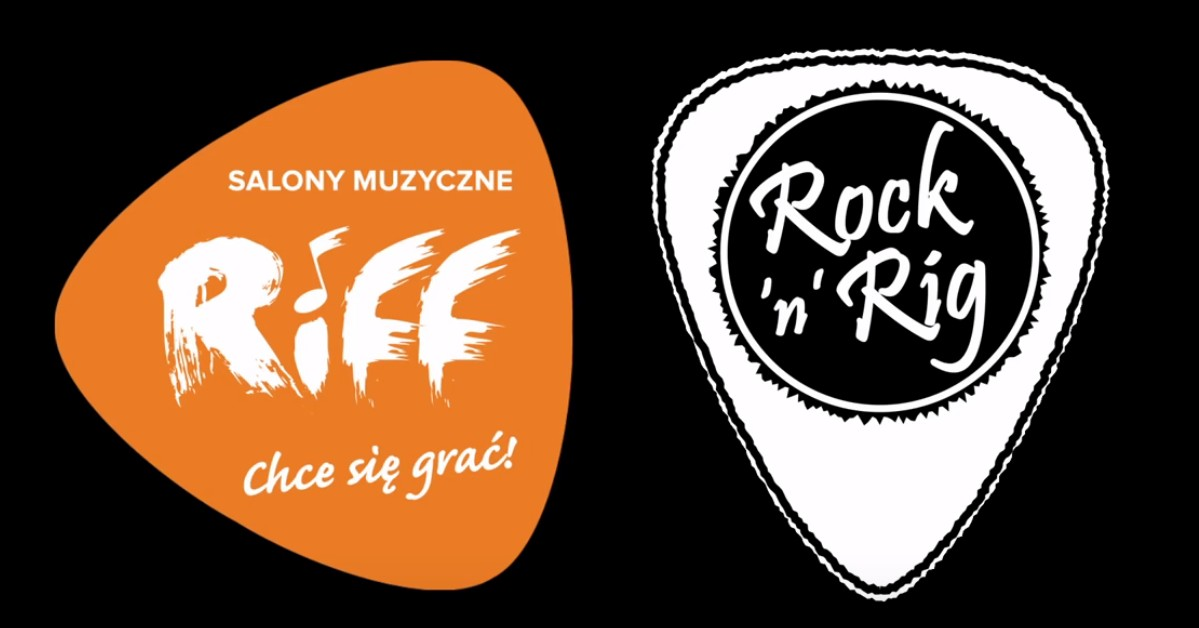 Riff Salony Muzyczne oraz Rock 'n' Rig prezentują nową serię filmów