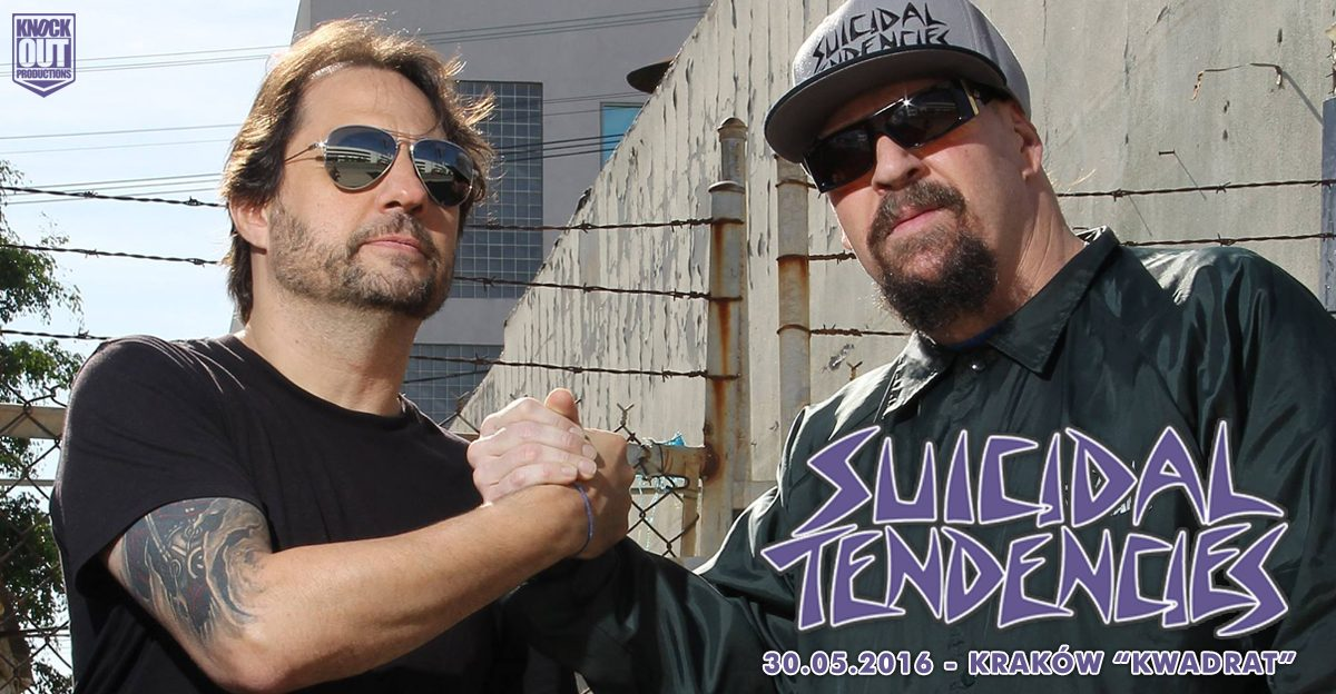Suicidal Tendencies i Dave Lombardo