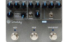 Keeley Engineering Mod Workstation – mini-test efektu gitarowego
