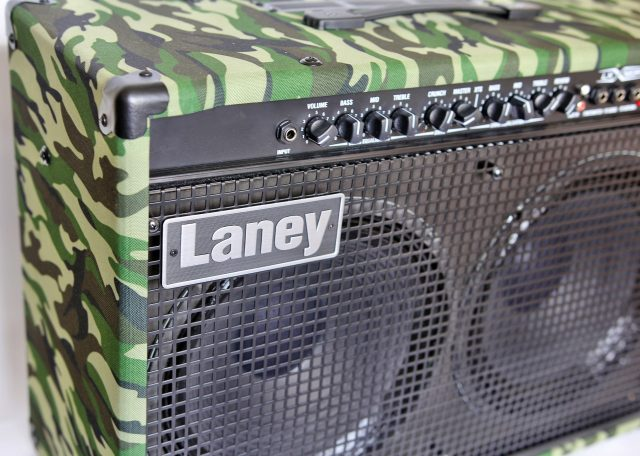 Laney LX120RT Camo_1