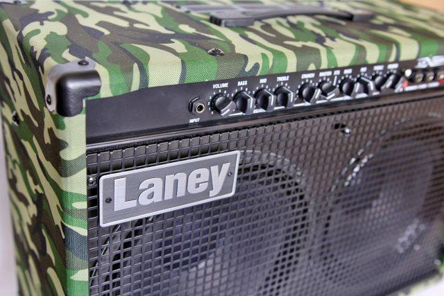 Laney LX120RT Camo_2