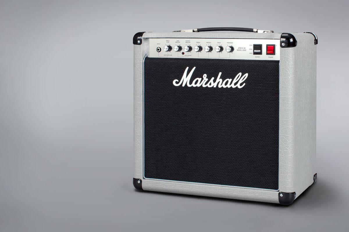 Marshall 2525C Mini Jubilee – mini-test wzmacniacza gitarowego