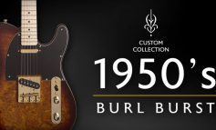 Michael Kelly Custom Collection 55 Burl Burst Edition