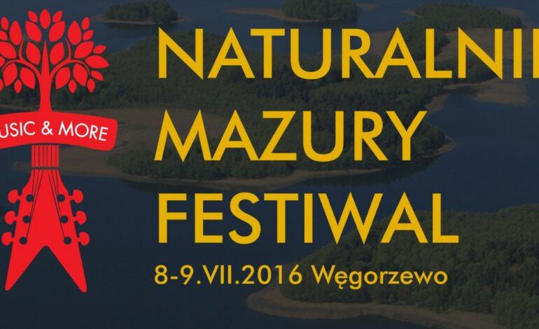 Naturalnie Mazury Music & More Węgorzewo 2016 – powrót rocka nad Wielkie Jeziora Mazurskie
