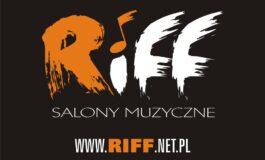 Warsztaty i prezentacje w salonach Riff