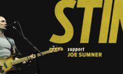 Przypominamy - 2 sierpnia Sting zagra w Operze Leśnej
