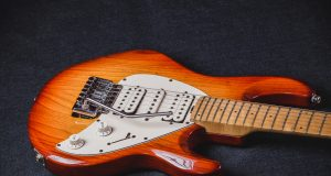 Ernie Ball Music Man Silhouette 1991