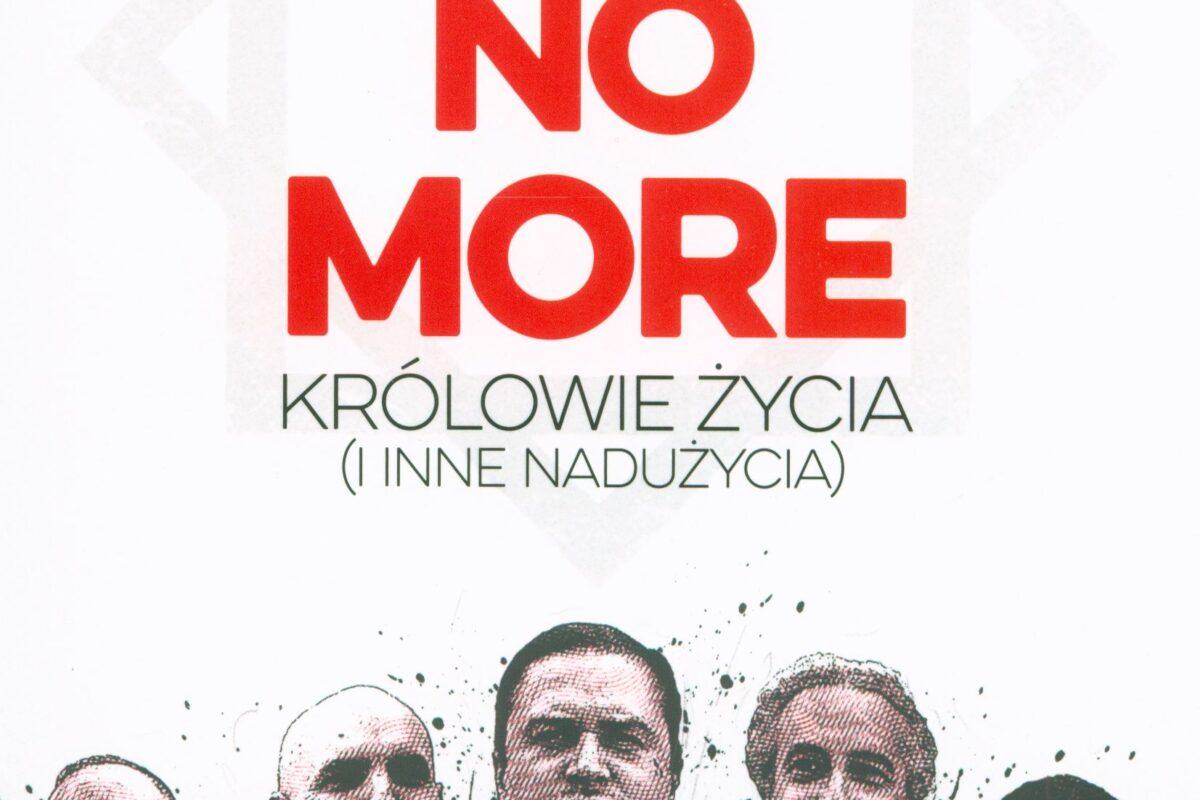 """Maciej Krzywiński """"Faith No More. Królowie życia (i inne nadużycia)"""""""