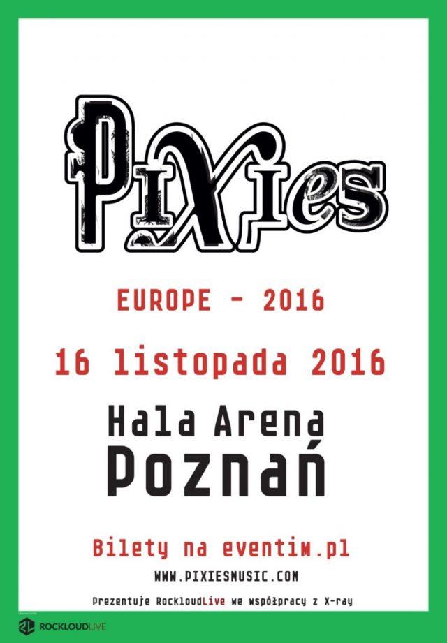 Pixies_Poster_B1_announcment_PL